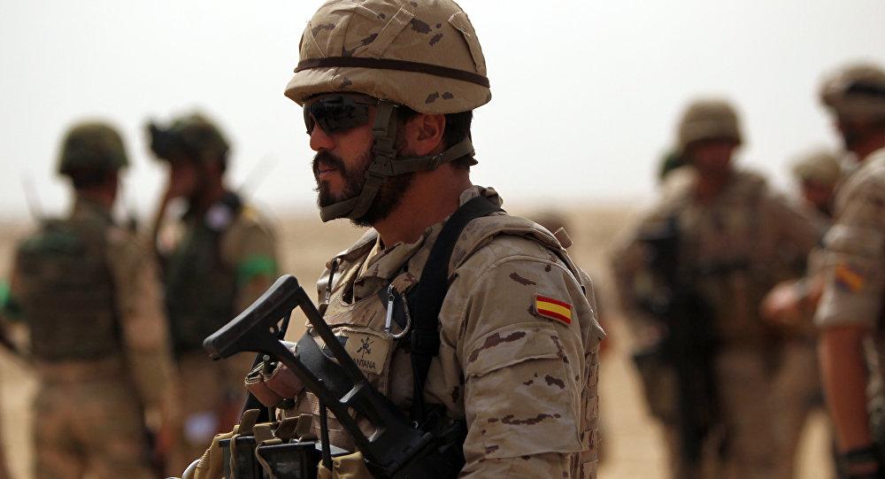 Salario ejército español