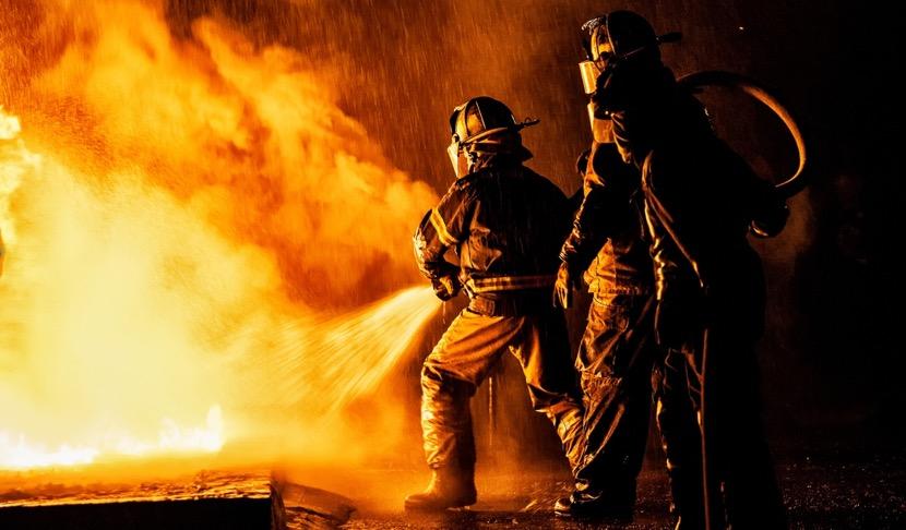 Cuánto gana un bombero en España