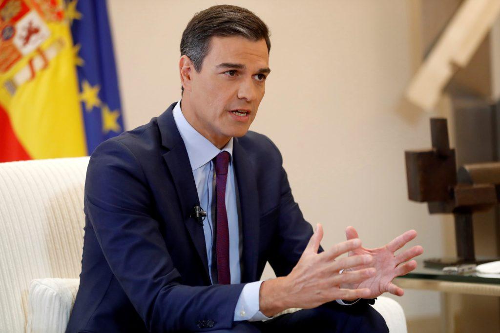 Cuánto gana el presidente de España Pedro Sánchez