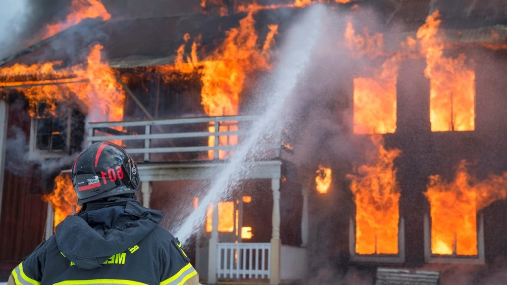 Salario bombero Madrid