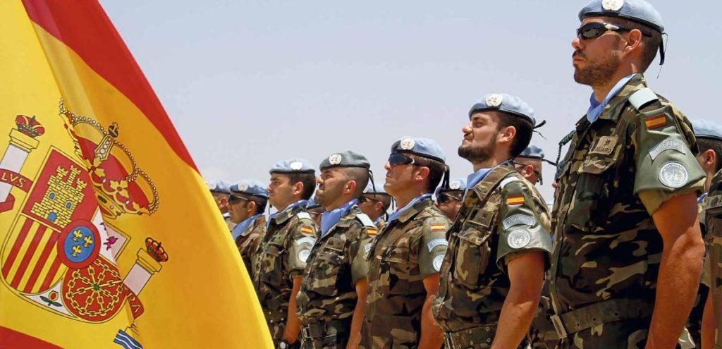 Cuánto gana un militar en España