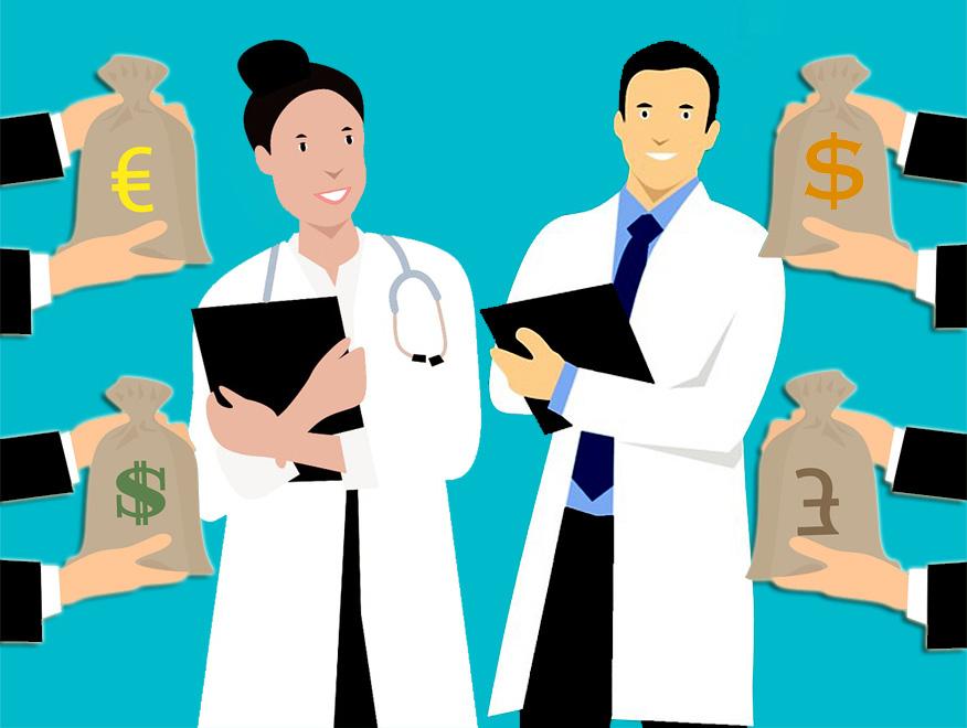 Cuánto gana un médico en España