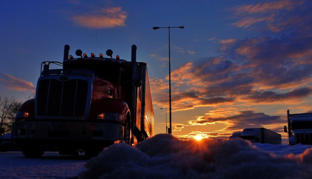 Salario de un conductor de camiones